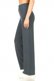 Lune Active |  Flared pants Forrest | blue  | Picture 5