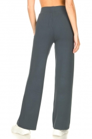 Lune Active |  Flared pants Forrest | blue  | Picture 6