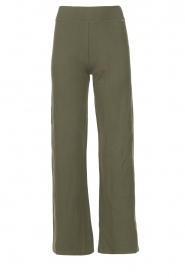 Lune Active |  Flared pants Forrest | green  | Picture 1