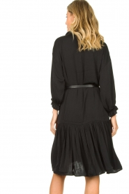 Sofie Schnoor |  Midi dress  Nelly | black  | Picture 5