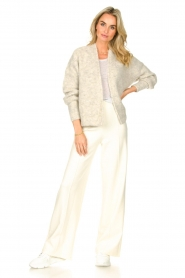 Lune Active |  Flared trousers Donna | natural  | Picture 3