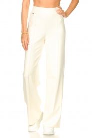Lune Active |  Flared trousers Donna | natural  | Picture 4