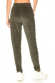 Lune Active    Soft sweatpants Teddy   green    Picture 6