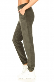 Lune Active    Soft sweatpants Teddy   green    Picture 5