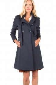 Trench coat Sophie | blue