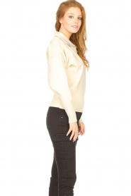 Lune Active |  Zip-up sweater Olly | natural  | Picture 6