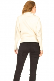 Lune Active |  Zip-up sweater Olly | natural  | Picture 7