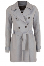 Trenchcoat Court | blauw