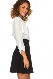 ELISABETTA FRANCHI |  Skirt Neri | black  | Picture 4