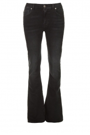 7 For All Mankind | Bootcut jeans Soho black  | Picture 1