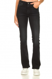7 For All Mankind | Bootcut jeans Soho black  | Picture 4