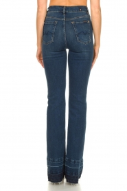 7 For All Mankind :  Wide flared jeans Lisha | blue - img6