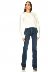 7 For All Mankind |  Wide flared jeans Lisha | blue  | Picture 3