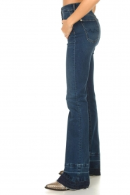 7 For All Mankind |  Wide flared jeans Lisha | blue  | Picture 6