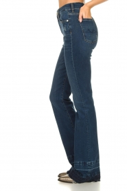 7 For All Mankind |  Wide flared jeans Lisha | blue  | Picture 7