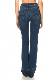 7 For All Mankind |  Wide flared jeans Lisha | blue  | Picture 8