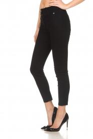 ELISABETTA FRANCHI |  Skinny jeans Glore | black  | Picture 4
