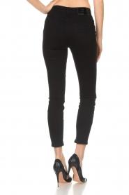ELISABETTA FRANCHI |  Skinny jeans Glore | black  | Picture 5