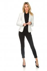 ELISABETTA FRANCHI |  Skinny jeans Glore | black  | Picture 3