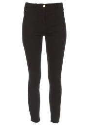 ELISABETTA FRANCHI |  Skinny jeans Glore | black  | Picture 1