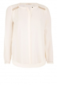 Sessun | Blouse Do me | naturel  | Afbeelding 1