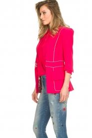 ELISABETTA FRANCHI |  Blazer Gaby | pink  | Picture 4