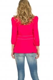 ELISABETTA FRANCHI |  Blazer Gaby | pink  | Picture 5