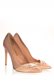 ELISABETTA FRANCHI |  Leather pumps Marina | pink  | Picture 4