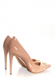 ELISABETTA FRANCHI |  Leather pumps Marina | pink  | Picture 5