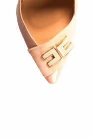 ELISABETTA FRANCHI |  Leather pumps Marina | pink  | Picture 6