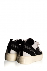 ELISABETTA FRANCHI |  Leather sneakers Averi | white  | Picture 5