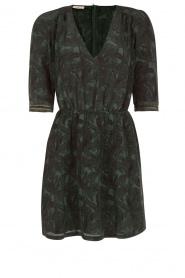 Sessun | Korte jurk Futuna | groen  | Afbeelding 1