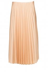 JC Sophie | Pleaded skirt Eddinburgh | nude  | Picture 1