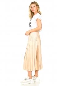 JC Sophie | Pleaded skirt Eddinburgh | nude  | Picture 4