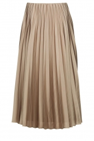 JC Sophie | Pleaded skirt Eddinburgh | grey  | Picture 1
