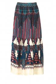 ba&sh |  Printed midi skirt Maris | multi  | Picture 1