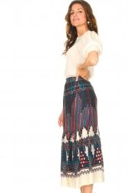 ba&sh |  Printed midi skirt Maris | multi  | Picture 6