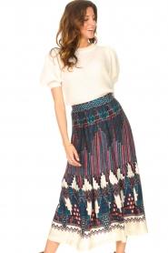 ba&sh |  Printed midi skirt Maris | multi  | Picture 2