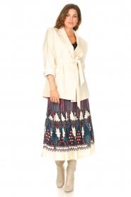 ba&sh |  Printed midi skirt Maris | multi  | Picture 4