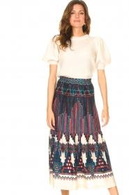 ba&sh |  Printed midi skirt Maris | multi  | Picture 5