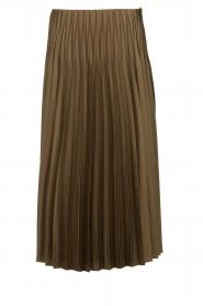 JC Sophie | Pleaded skirt Eddinburgh | green  | Picture 1