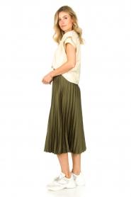 JC Sophie | Pleaded skirt Eddinburgh | green  | Picture 4