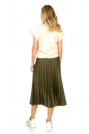 JC Sophie | Pleaded skirt Eddinburgh | green  | Picture 5