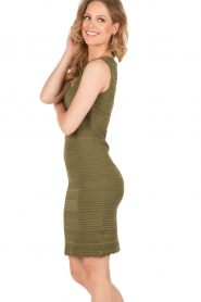 Dress Jordan Sleeveless | army green