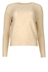 JC Sophie |  Knitted sweater Estebana | beige  | Picture 1