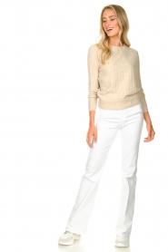 JC Sophie    Knitted sweater Estebana   beige    Picture 3