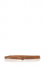 Antik Batik |  Belt Betty  brown  | Picture 1