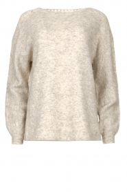 JC Sophie |  Knitted sweater Ethel | grey  | Picture 1
