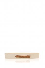Antik Batik | Riem Pietro | naturel  | Afbeelding 1
