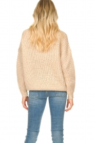 JC Sophie | Knitted sweater Edison | beige  | Picture 7